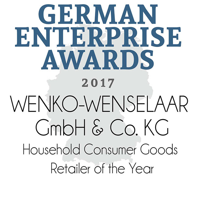 Das Logo der German Enterprise Awards 2017