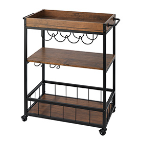 WENKO Catering trolley