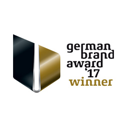 Das Logo der German Brand Awards