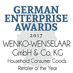 Das Logo des German Enterprise Awards